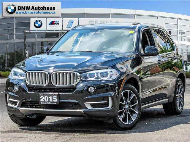 2015 BMW X5 xDrive35d (Stk: P8421) in Thornhill - Image 1 of 25