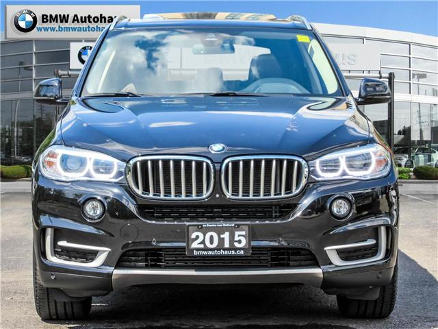 2015 BMW X5 xDrive35d (Stk: P8421) in Thornhill - Image 2 of 25