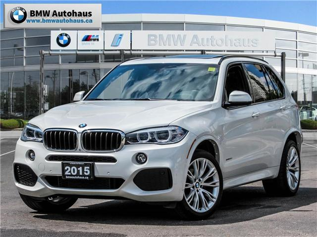 2015 BMW X5 xDrive35i (Stk: P8426) in Thornhill - Image 1 of 20