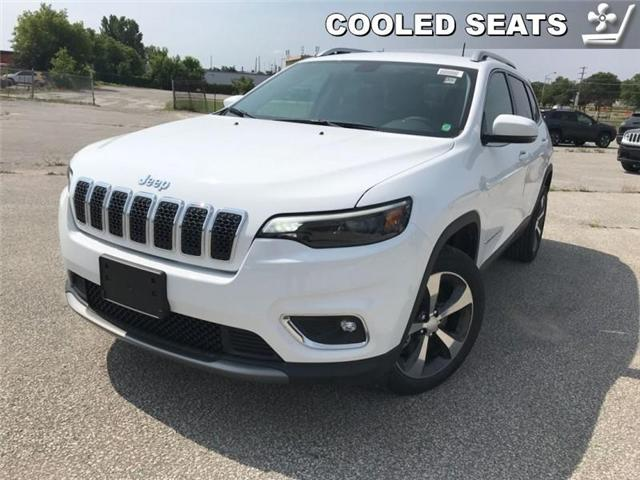 2019 Jeep Cherokee Limited (Stk: J18068) in Newmarket - Image 1 of 20