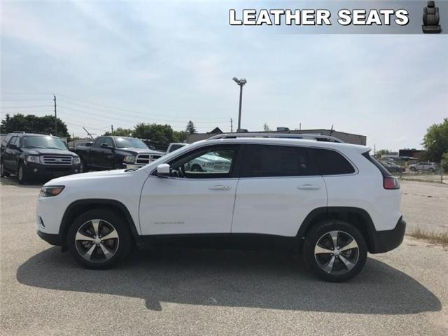 2019 Jeep Cherokee Limited (Stk: J18068) in Newmarket - Image 2 of 20