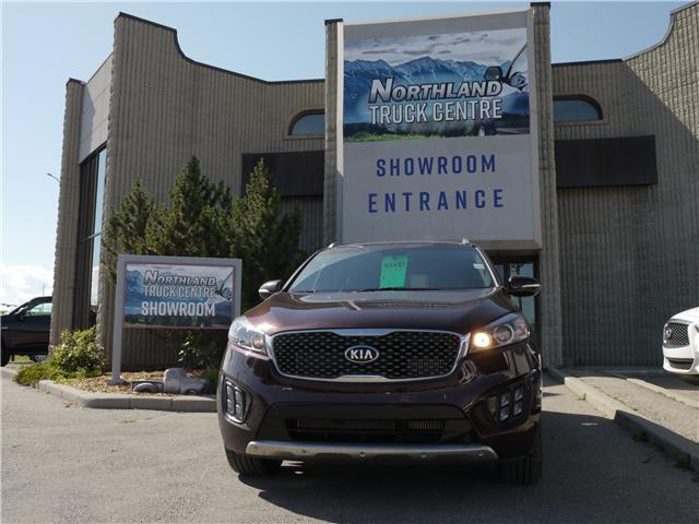2016 Kia Sorento 2.0L SX (Stk: P0018) in Calgary - Image 1 of 19