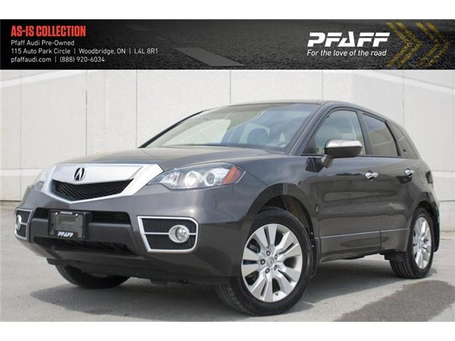 2010 Acura RDX Base (Stk: C5959A) in Woodbridge - Image 1 of 15