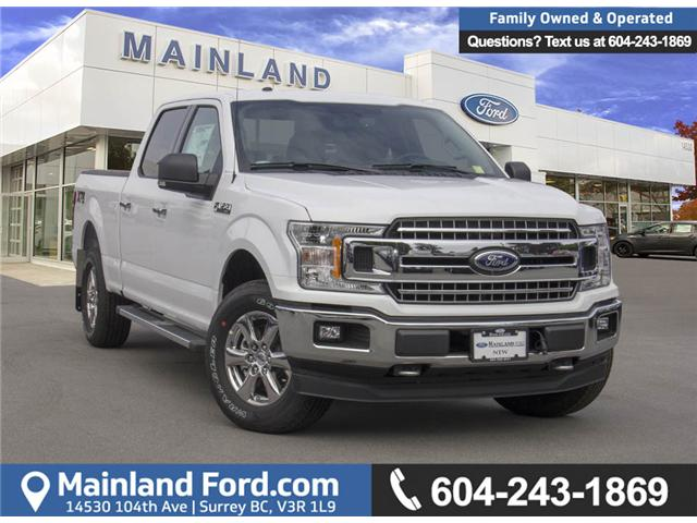 2018 Ford F-150 XLT (Stk: 8F14248) in Surrey - Image 1 of 24