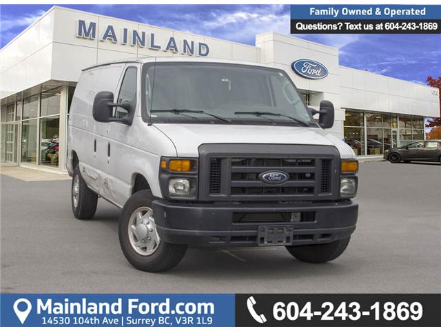 2011 Ford E-250 Commercial (Stk: P0233C) in Surrey - Image 1 of 8