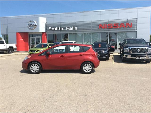 2015 Nissan Versa Note 1.6 SV (Stk: 18-253A) in Smiths Falls - Image 1 of 13