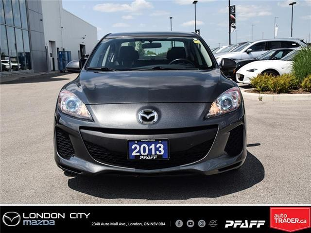 2013 Mazda Mazda3 GS-SKY (Stk: MA1508) in London - Image 2 of 19