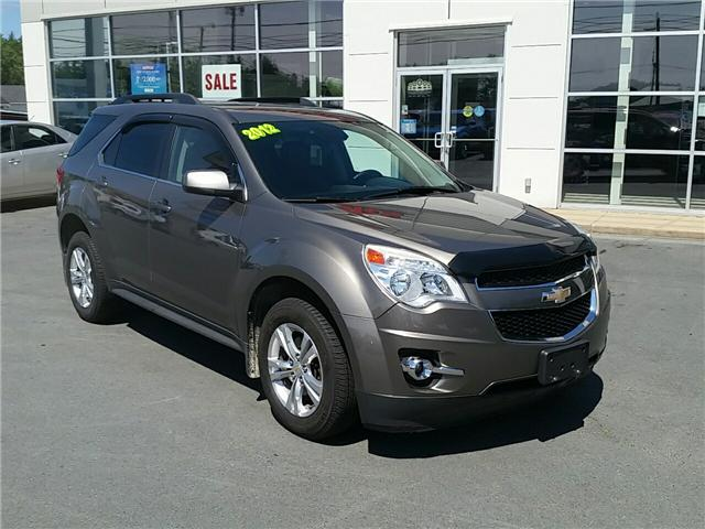 2012 Chevrolet Equinox 1LT (Stk: 18093A) in Hebbville - Image 1 of 22