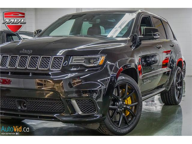 ... 2018 Jeep Grand Cherokee Trackhawk (Stk: ) In Oakville   Image 1 Of 39  ...