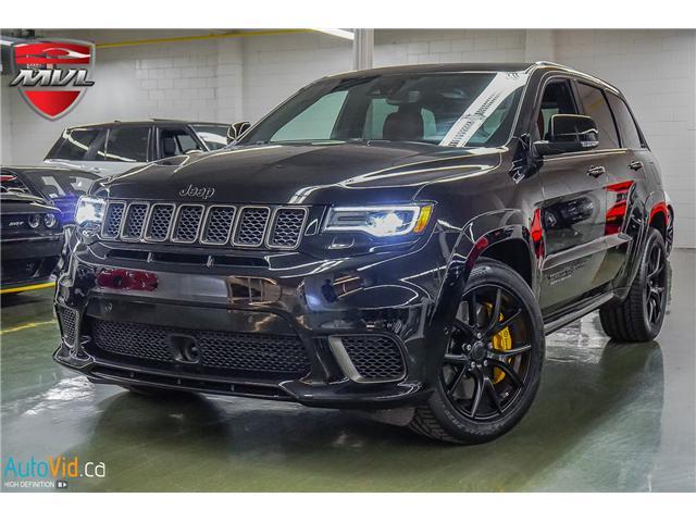 2018 Jeep Grand Cherokee Trackhawk (Stk: ) in Oakville - Image 2 of 39