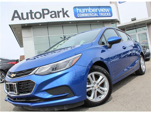 2017 Chevrolet Cruze LT Auto (Stk: APR1860) in Mississauga - Image 1 of 24