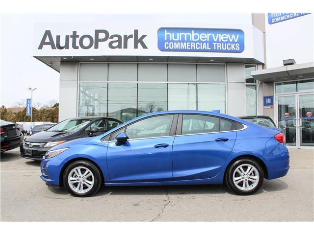 2017 Chevrolet Cruze LT Auto (Stk: APR1860) in Mississauga - Image 2 of 24