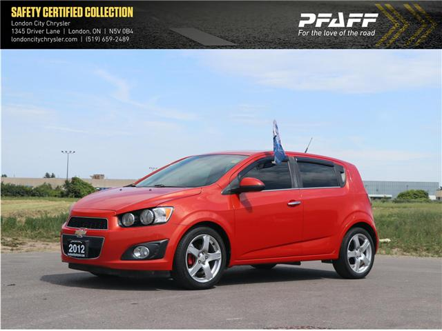 2012 Chevrolet Sonic  (Stk: 8728B) in London - Image 1 of 23