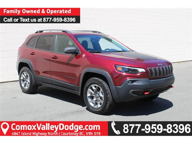 2019 Jeep Cherokee Trailhawk (Stk: D219669) in Courtenay - Image 1 of 30