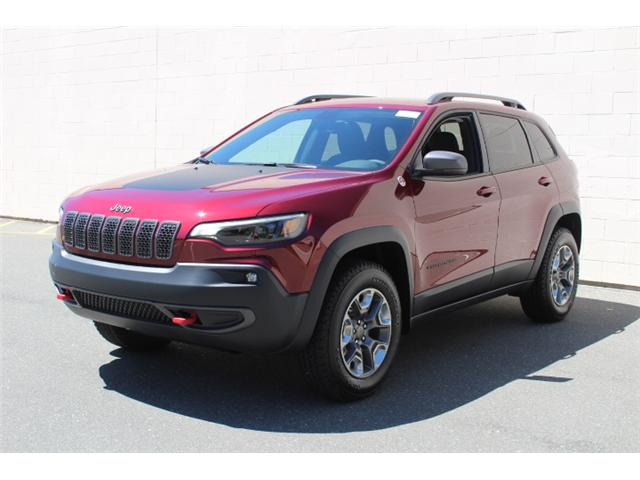 2019 Jeep Cherokee Trailhawk (Stk: D219669) in Courtenay - Image 2 of 30