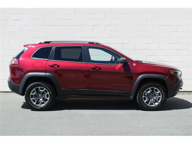 2019 Jeep Cherokee Trailhawk (Stk: D219669) in Courtenay - Image 26 of 30