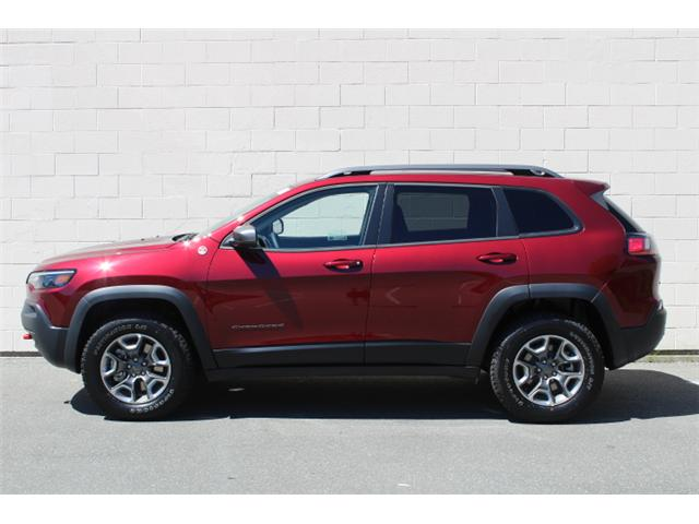 2019 Jeep Cherokee Trailhawk (Stk: D219669) in Courtenay - Image 28 of 30