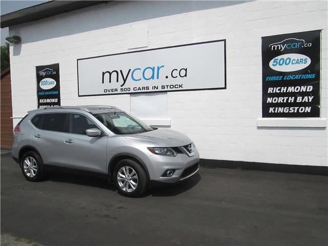 2014 Nissan Rogue SV (Stk: 180780) in Richmond - Image 2 of 12