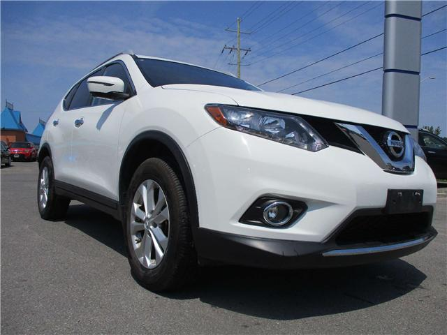 2016 Nissan Rogue SV (Stk: 180926) in Kingston - Image 1 of 13
