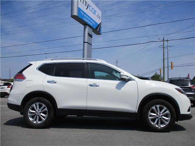 2016 Nissan Rogue SV (Stk: 180926) in North Bay - Image 2 of 13