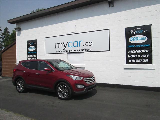 2013 Hyundai Santa Fe Sport 2.0T SE (Stk: 180882) in Richmond - Image 2 of 12