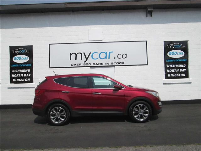 2013 Hyundai Santa Fe Sport 2.0T SE (Stk: 180882) in Richmond - Image 1 of 12