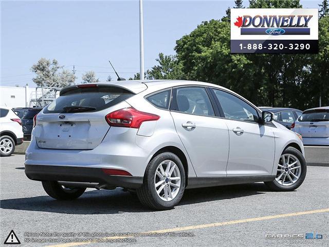 2018 Ford Focus SE (Stk: DR893) in Ottawa - Image 4 of 28