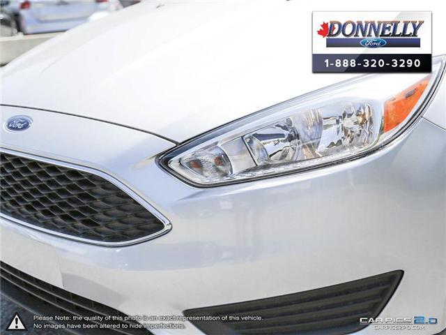 2018 Ford Focus SE (Stk: DR893) in Ottawa - Image 10 of 28