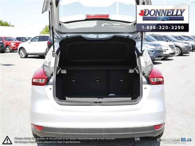 2018 Ford Focus SE (Stk: DR893) in Ottawa - Image 11 of 28