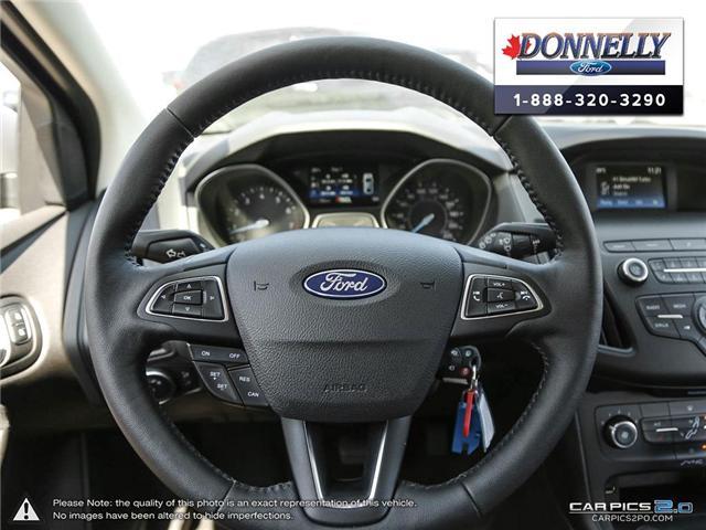 2018 Ford Focus SE (Stk: DR893) in Ottawa - Image 14 of 28