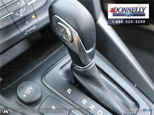 2018 Ford Focus SE (Stk: DR893) in Ottawa - Image 19 of 28