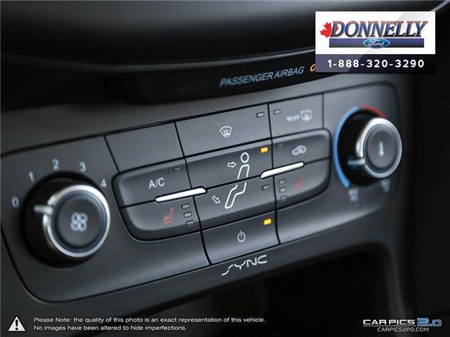 2018 Ford Focus SE (Stk: DR893) in Ottawa - Image 20 of 28