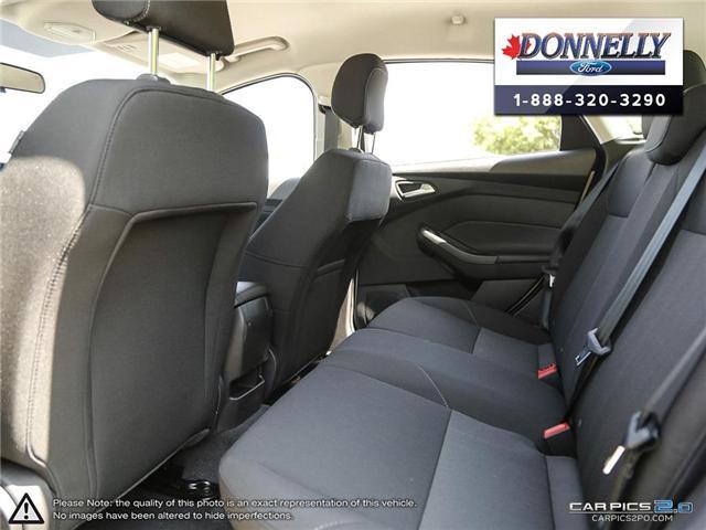 2018 Ford Focus SE (Stk: DR893) in Ottawa - Image 24 of 28