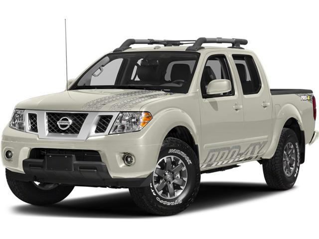 2018 Nissan Frontier  (Stk: N87-6787) in Chilliwack - Image 1 of 1