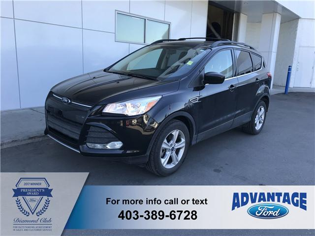 2015 Ford Escape SE (Stk: J-1540A) in Calgary - Image 1 of 17
