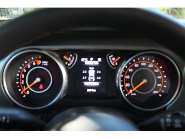 2018 Jeep Wrangler Unlimited Sport (Stk: W153691) in Courtenay - Image 10 of 30