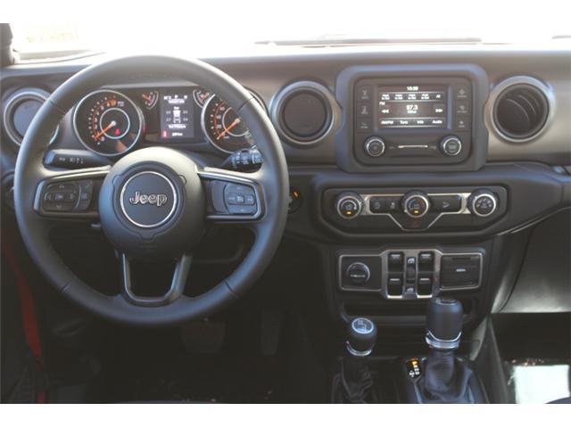 2018 Jeep Wrangler Unlimited Sport (Stk: W153691) in Courtenay - Image 13 of 30