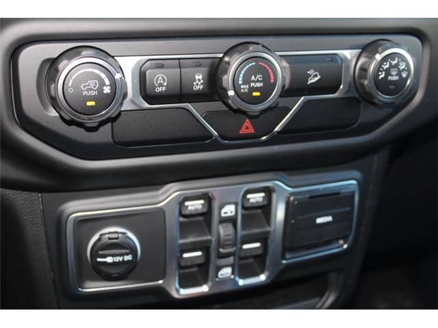 2018 Jeep Wrangler Unlimited Sport (Stk: W153691) in Courtenay - Image 16 of 30