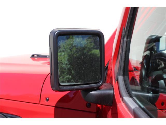 2018 Jeep Wrangler Unlimited Sport (Stk: W153691) in Courtenay - Image 20 of 30
