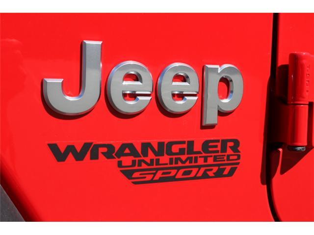 2018 Jeep Wrangler Unlimited Sport (Stk: W153691) in Courtenay - Image 24 of 30