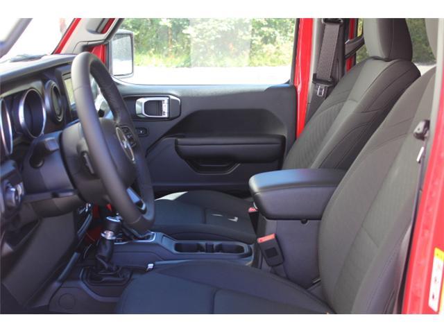 2018 Jeep Wrangler Unlimited Sport (Stk: W153691) in Courtenay - Image 5 of 30