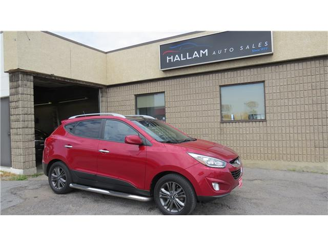 2014 Hyundai Tucson GLS (Stk: ) in Kingston - Image 1 of 17