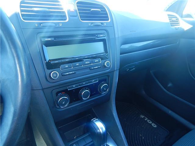 2011 Volkswagen Golf 2.0 TDI Comfortline (Stk: VW0706) in Surrey - Image 10 of 20