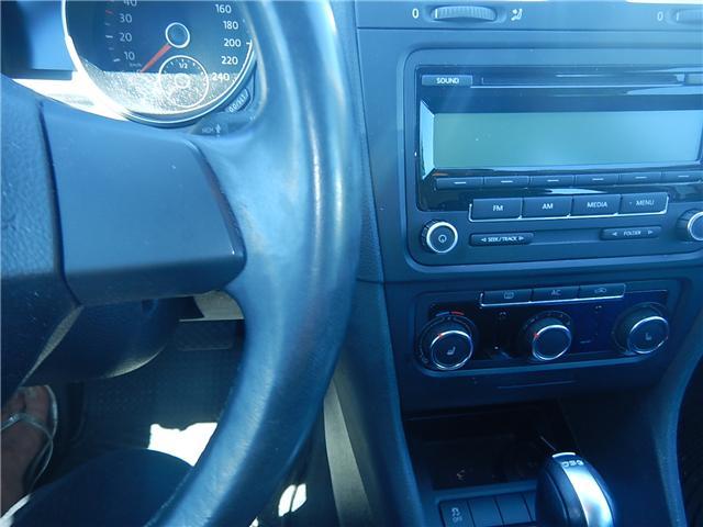 2011 Volkswagen Golf 2.0 TDI Comfortline (Stk: VW0706) in Surrey - Image 9 of 20