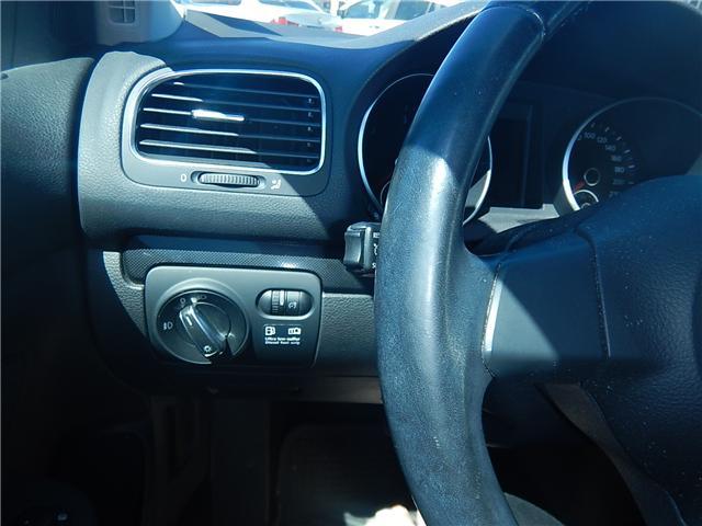 2011 Volkswagen Golf 2.0 TDI Comfortline (Stk: VW0706) in Surrey - Image 8 of 20