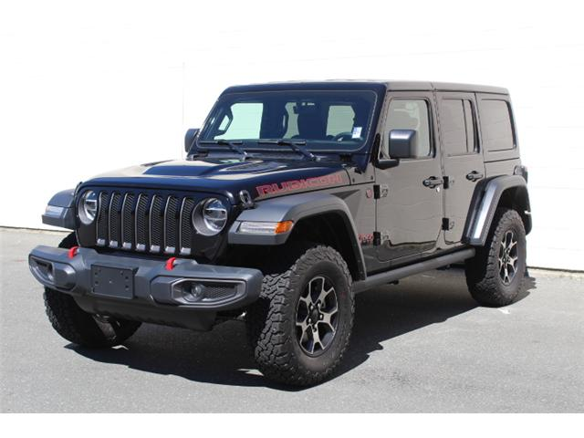 2018 Jeep Wrangler Unlimited Rubicon (Stk: W196188) in Courtenay - Image 2 of 30