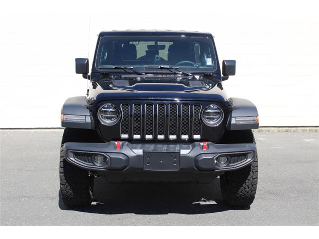 2018 Jeep Wrangler Unlimited Rubicon (Stk: W196188) in Courtenay - Image 25 of 30
