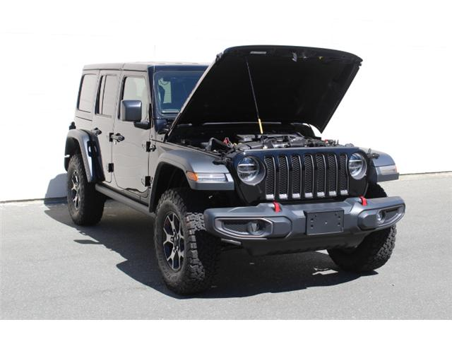 2018 Jeep Wrangler Unlimited Rubicon (Stk: W196188) in Courtenay - Image 29 of 30
