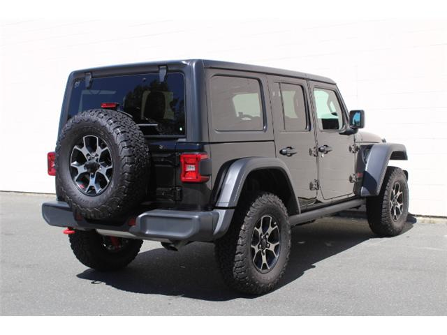 2018 Jeep Wrangler Unlimited Rubicon (Stk: W196188) in Courtenay - Image 4 of 30