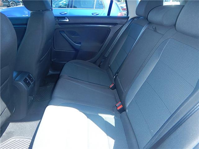 2011 Volkswagen Golf 2.0 TDI Comfortline (Stk: VW0706) in Surrey - Image 17 of 20